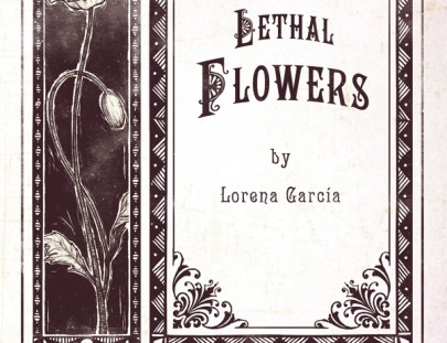 Lethal Flowers Zine cover