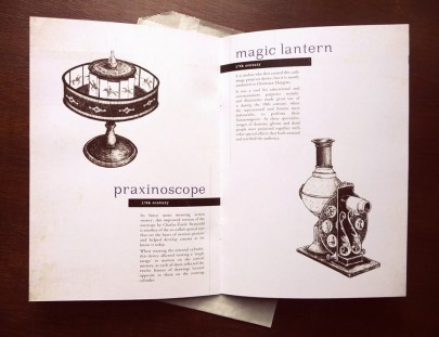 Wonderful Inventions zine